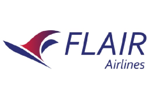 The logo and link to one of our partners Flair. Click here to visit their site