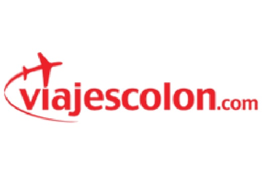 The logo and link to one of our partners viaje Colon. Click here to visit their site